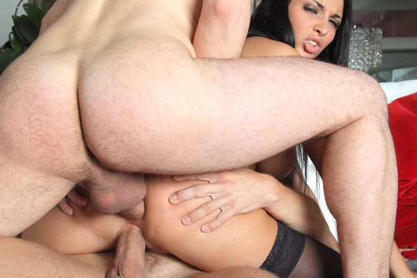 Rédemption - Anissa Kate  violenté par des bad Boys